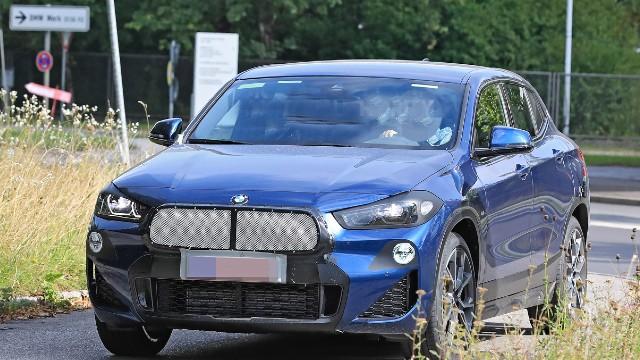 2022 BMW X2 changes