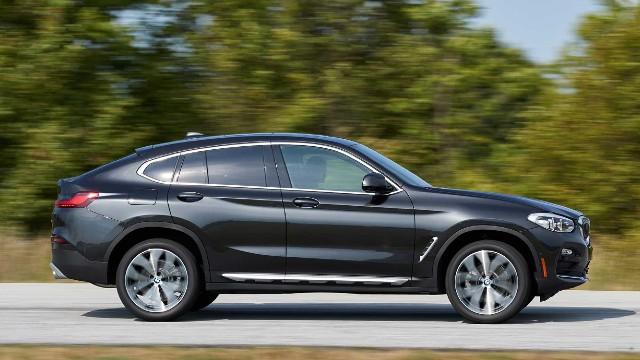 2022 BMW X4 price