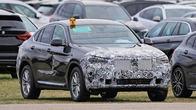 2022 BMW X4 redesign