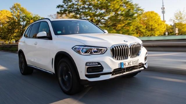 2022 BMW X5 hybrid