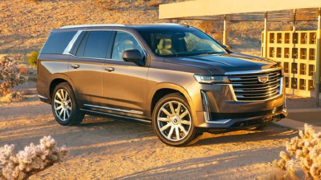 2022 Cadillac Escalade price