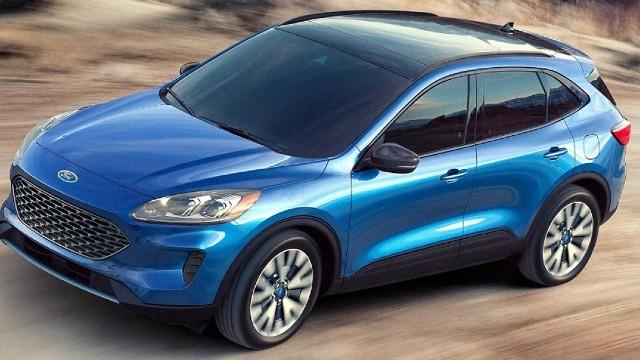 2022 Ford Escape Hybrid