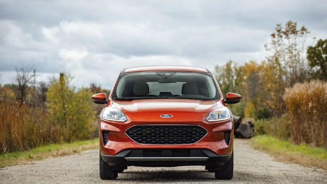 2022 Ford Escape changes
