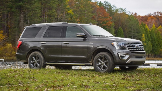 2022 Ford Expedition changes