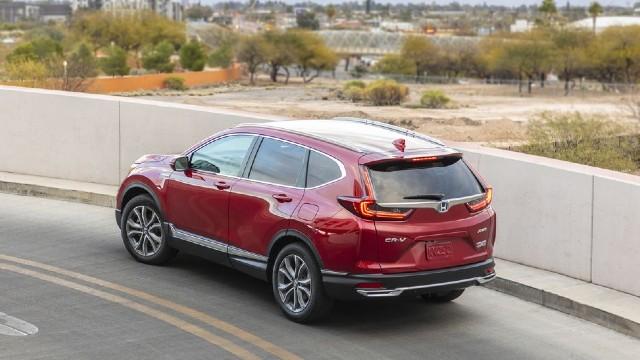 2022 Honda CR-V Release Date