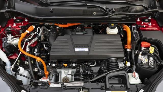 2022 Honda CR-V specs