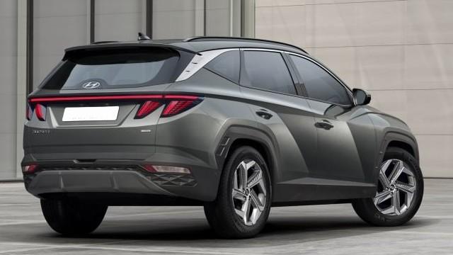 2022 Hyundai Tucson Specs
