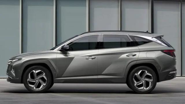 2022 Hyundai Tucson Styling