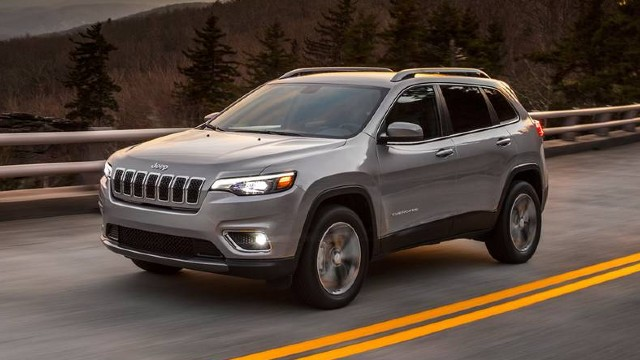 2022 Jeep Cherokee redesign