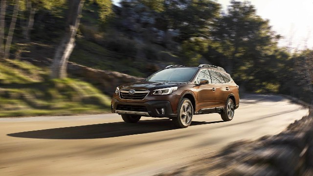 2022 Subaru Outback changes