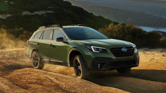 2022 Subaru Outback hybrid