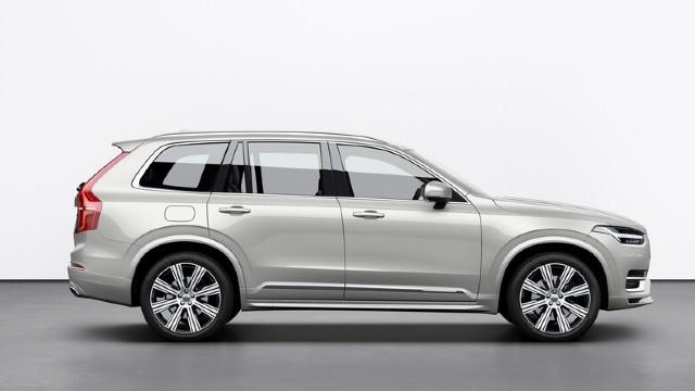 2022 Volvo XC100 design