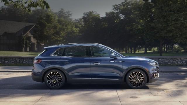 2021 Lincoln Nautilus colors