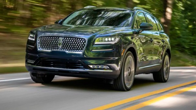 2021 Lincoln Nautilus release date