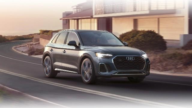 2022 Audi Q5 hybrid