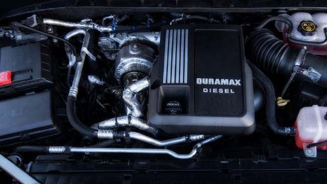 2022 Chevrolet Tahoe diesel