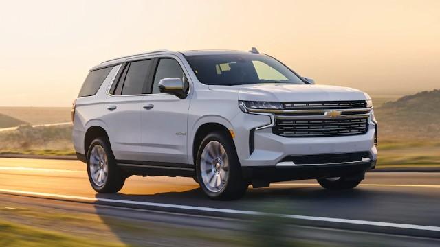2022 Chevrolet Tahoe price