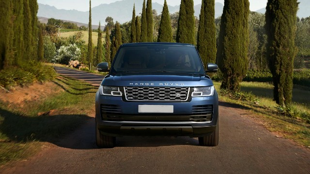 2022 Land Rover Range Rover release date
