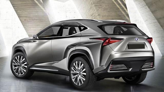 2022 Lexus NX hybrid