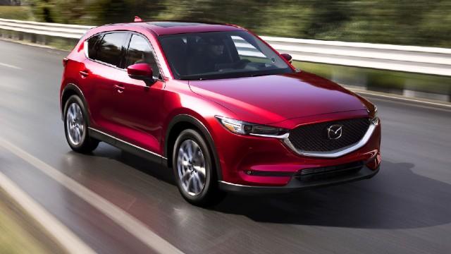 2022 Mazda CX-5 redesign