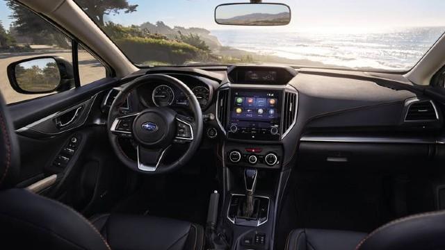 2022 Subaru Crosstrek interior