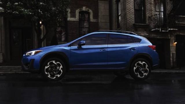 2022 Subaru Crosstrek redesign