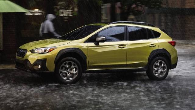 2022 Subaru Crosstrek turbo