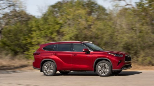 2022 Toyota Highlander changes