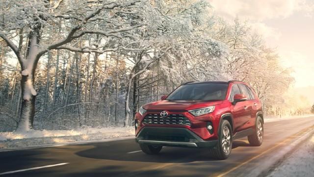2022 Toyota RAV4 release date