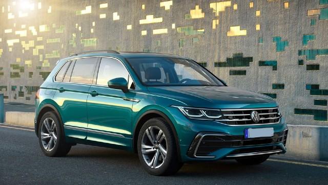 2022 Volkswagen Tiguan changes