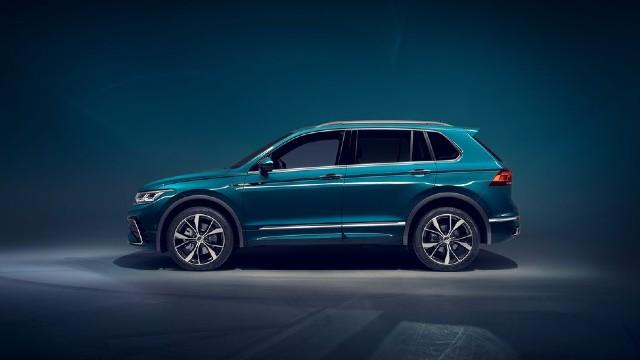 2022 Volkswagen Tiguan price