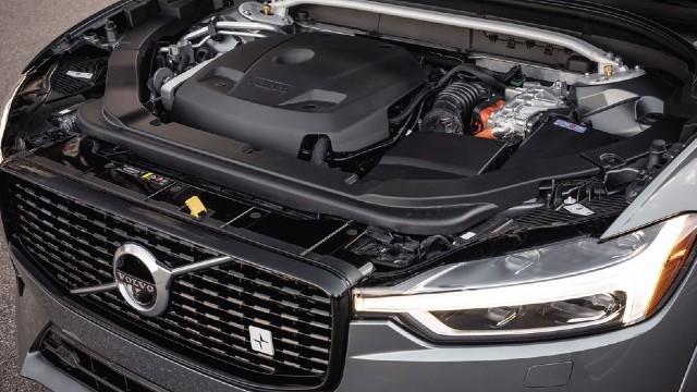 2022 Volvo XC60 hybrid