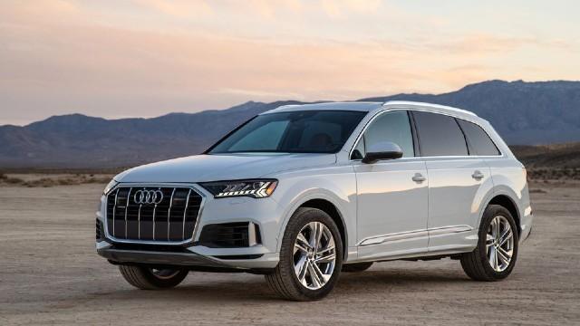 2022 Audi Q7 redesign