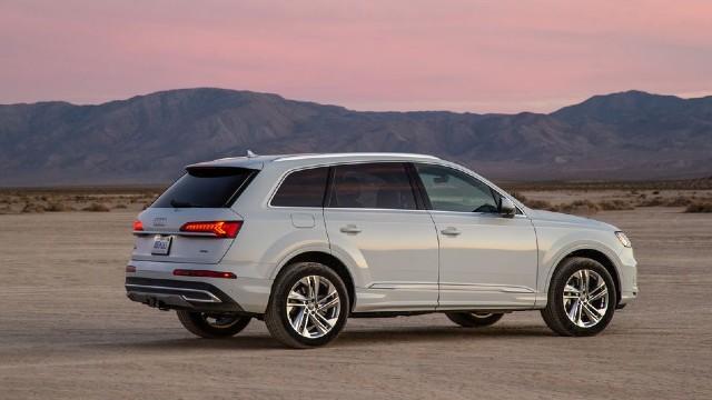 2022 Audi Q7 release date