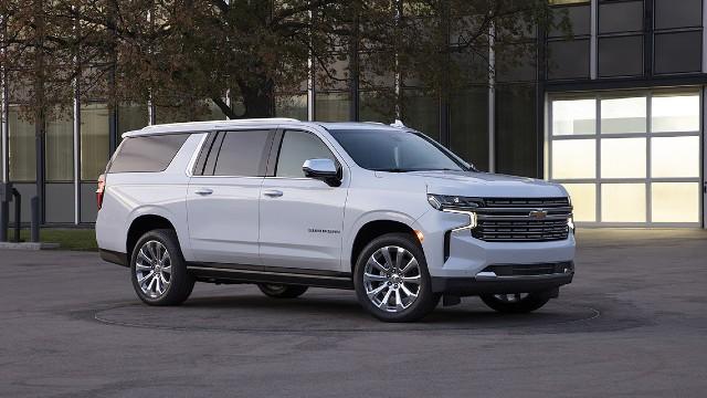 2022 Chevrolet Suburban price