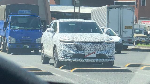 2022 Honda HR-V redesign