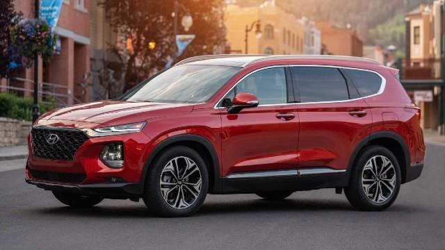 2022 Hyundai Santa Fe release date