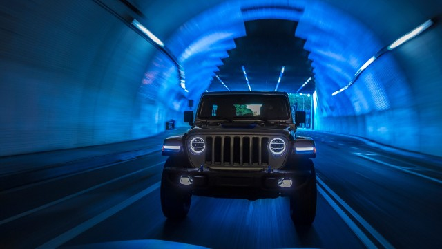 2022 Jeep Wrangler 4xe