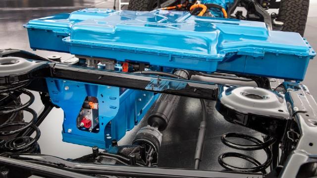 2022 Jeep Wrangler Hybrid