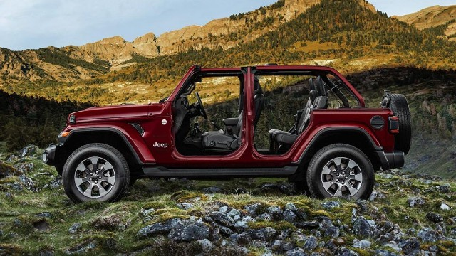 2022 Jeep Wrangler price