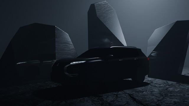 2022 Mitsubishi Outlander release date