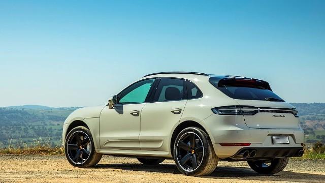 2022 Porsche Macan Turbo