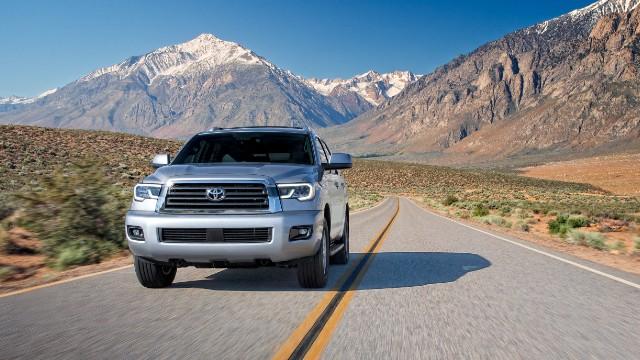 2022 Toyota Sequoia price
