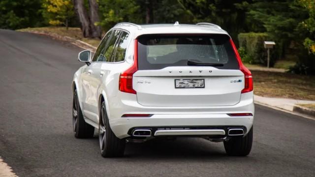 2022 Volvo XC90 price