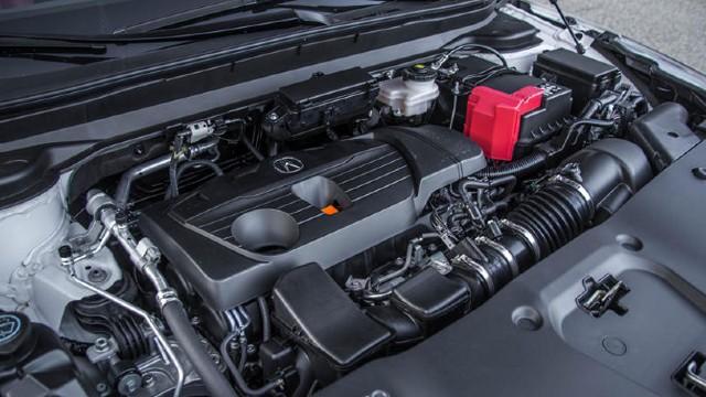 2022 Acura RDX engine