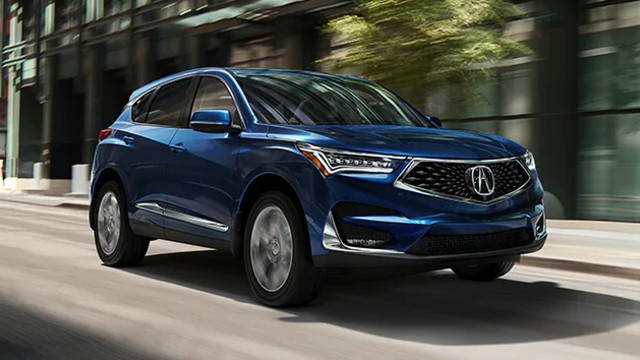 2022 Acura RDX release date