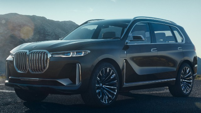 2022 BMW X7 redesign