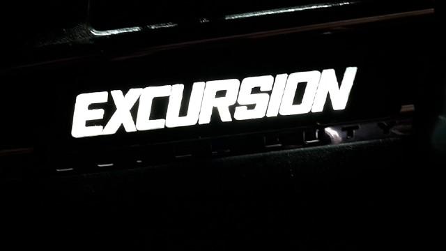 2022 Ford Excursion comeback