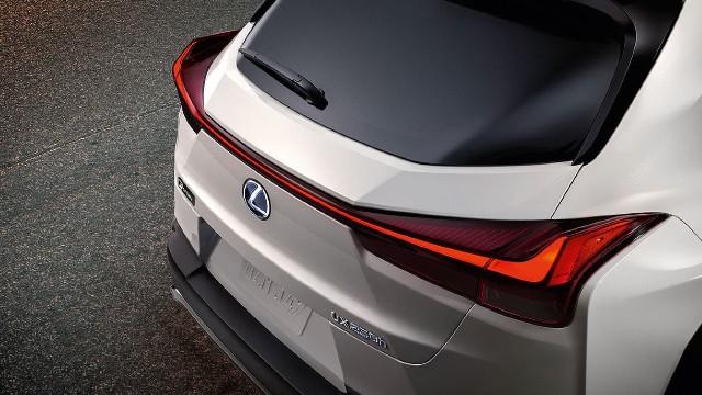 2022 Lexus UX Hybrid