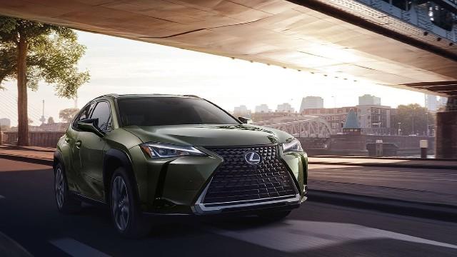 2022 Lexus UX price